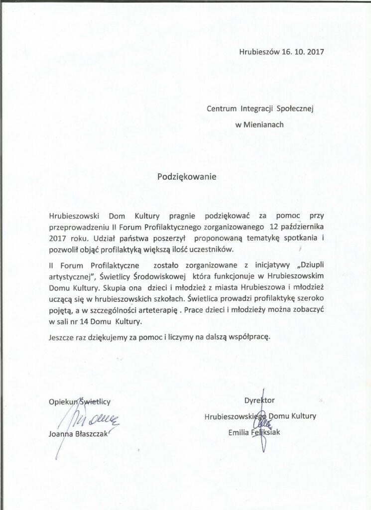 II Forum Profilaktyczne